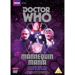 Mannequin Mania DVD boxset