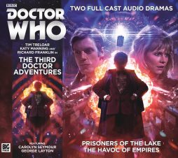 Doctor Who: The Third Doctor Adventures Volume 01